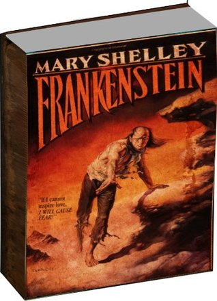 Frankenstein Monster Classic First Edition Published 1818:[Illustrated]