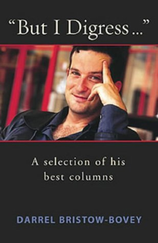 But I Digress--: A Selection of His Best Columns