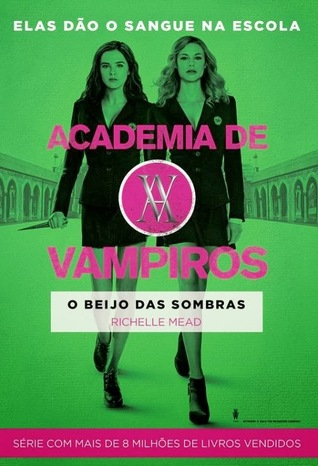 Academia de vampiros by Richelle Mead
