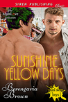 Sunshine Yellow Days (The Paint Store Boys 1)