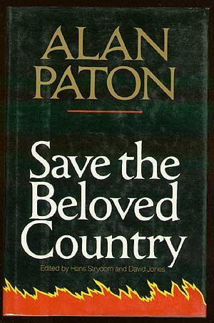 Save the Beloved Country