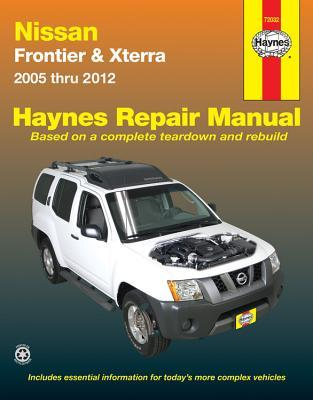 Nissan Frontier & Xterra 2005 thru 2012