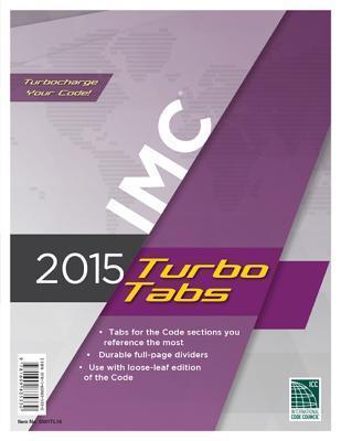2015 International Mechanical Code Turbo Tabs
