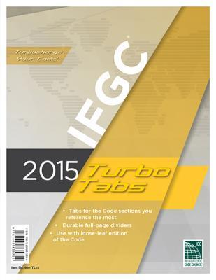 2015 International Fuel Gas Code Turbo Tabs