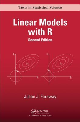 Extending the linear model with r: generalized linear, mixed.