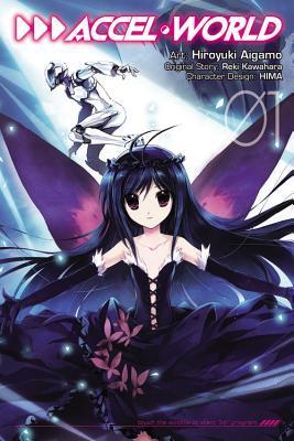 Accel World Manga, Vol. 1 (Accel World Manga, #1)