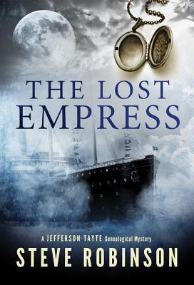 The Lost Empress (Genealogical Crime Mystery #4)