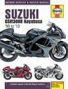 Suzuki GSX1300R Hayabusa '99 to '13