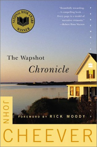The Wapshot Chronicle by John Cheever