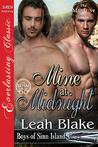 Mine at Midnight (Boys of Sinn Island, #1)