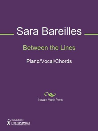 Between the Lines Sheet Music (Piano/Vocal/Chords)