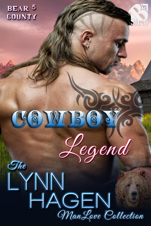 Cowboy Legend (Bear County #5)