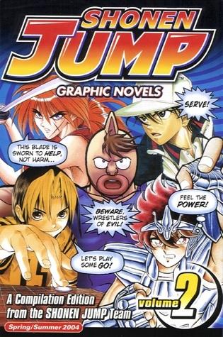 Shonen Jump Graphic Novels Spring/Summer 2004 (Shonen Jump Graphic Novels Compilation, #2)