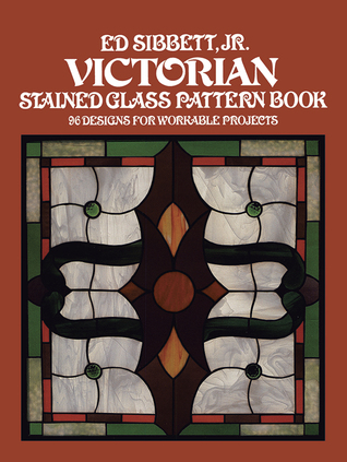 Victorian Stained Glass Pattern Book