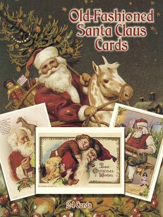 Old-Fashioned Santa Claus Cards: 24 Cards por Suzanne Presley