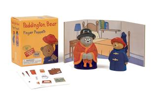Paddington Bear: Finger Puppets