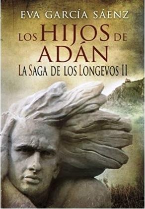 Los hijos de Adán (La saga de los longevos #2) par Eva García Sáenz