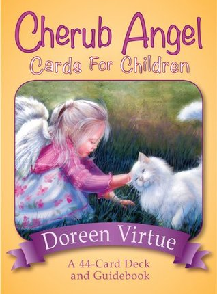 Cherub Angel Cards for Children: A 44-Card Deck and Guidebook