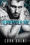 Remember Me (Defiant Motorcycle Club, #3)