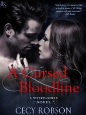 A Cursed Bloodline (Weird Girls #4)