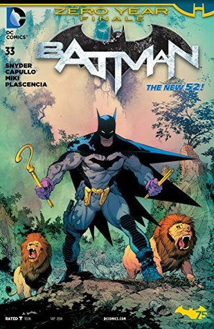Batman (2011-2016) #33