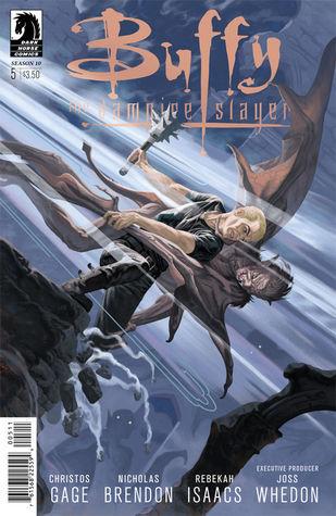 Buffy the Vampire Slayer: New Rules, Part 5 (Season 10, #5)