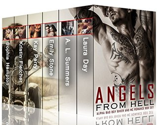 Angels from Hell: Alpha Bad Boy Biker and MC Romance Box Set