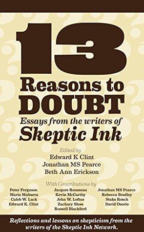 Libros para descargar gratis en inglés 13 Reasons To Doubt: Essays from the writers of Skeptic Ink