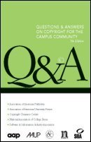 Questions & Answers on Copyright for the Campus Community by Association of American Pub...
