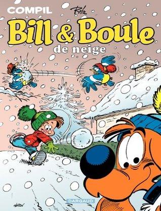 Boule et Bill (Compilation) SBB - tome 1 - Bill et Boule de neige (BOULE & BILL)