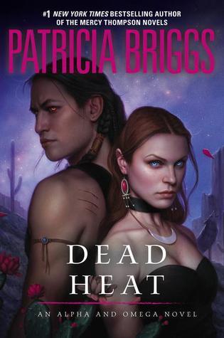 Dead Heat (Alpha & Omega, #4)