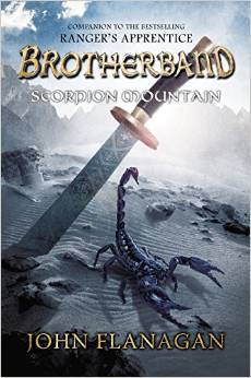 Scorpion Mountain (Brotherband Chronicles, #5)