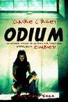 Book cover for Odium (The Dead Saga)