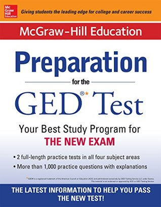 McGraw-Hill Education Preparation for the GED® Test