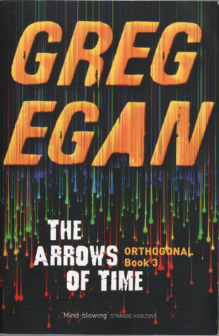 Arrow of time goodreads giveaways