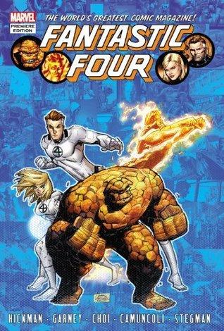 Fantastic four, volume 6 by Jonathan Hickman