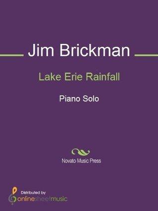 Lake Erie Rainfall