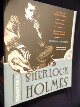 The New Annotated Sherlock Holmes (Volume I & II)