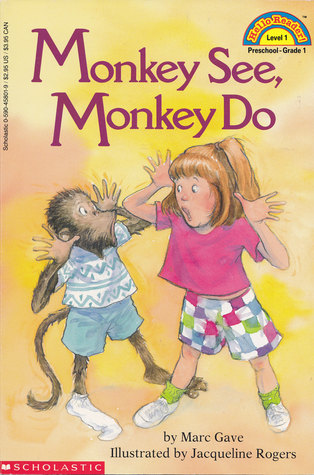 Monkey See, Monkey Do by Marc Gave