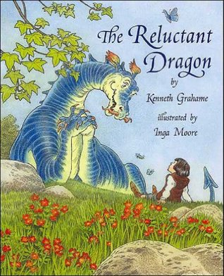 The Reluctant Dragon (Illustrated, with Audiobook links) (Dream Days 1)