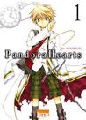 Pandora Hearts, Tome 1 by Jun Mochizuki