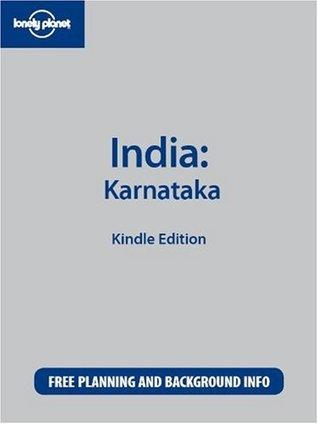 Lonely Planet India: Karnataka