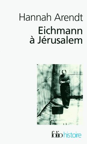 hannah arendt eichmann - HD907×1500