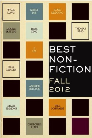 Best Non-Fiction Fall 2012 Sampler