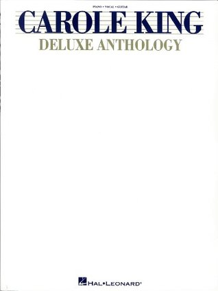 Carole King - Deluxe Anthology Songbook