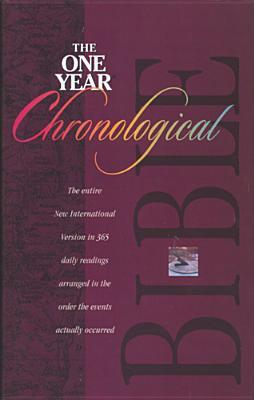 Holy Bible: The One Year Chronological Bible