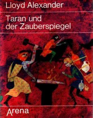 Taran und der Zauberspiegel (Die Chroniken von Prydain #4)