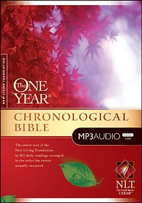 One Year Chronological Bible-NLT