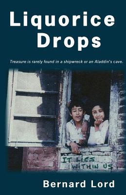 Liquorice Drops: Treasure Is Rarely Found in a Shipwreck or an Aladdin's Cave.