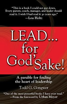 Lead... for Gods Sake!
